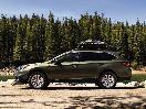 2017 Subaru Outback profile