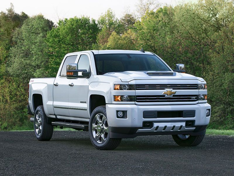 10 Reasons the 2017 Chevrolet Silverado 2500HD Wins Autobytel Buyer