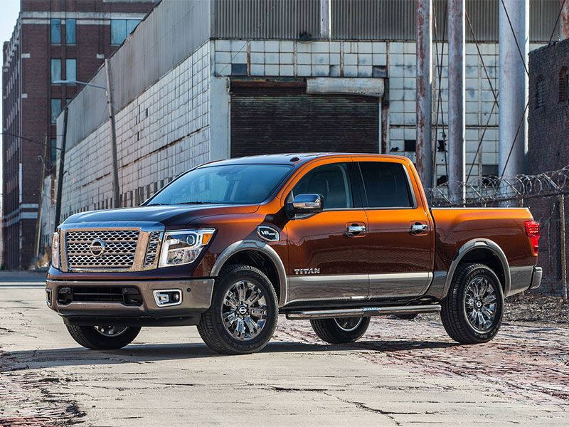 2017 Nissan Titan Road Test and Review