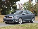 2017 Volkswagen Jetta GLI exterior front angle