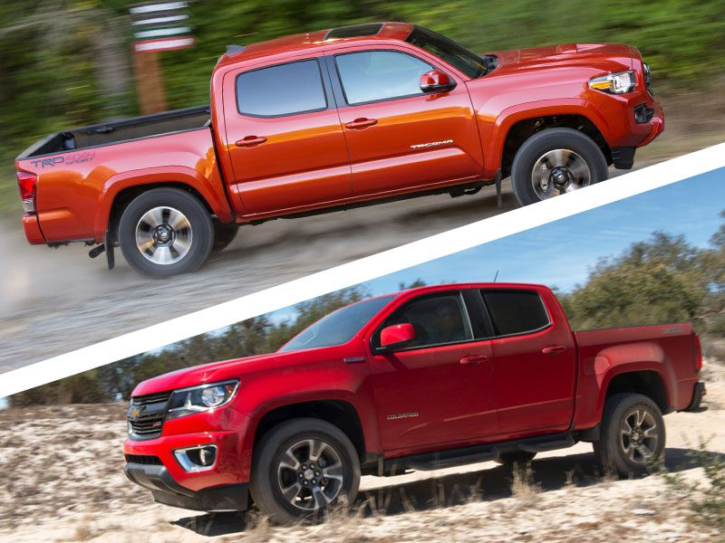 2017 toyota tacoma road test and review. Black Bedroom Furniture Sets. Home Design Ideas