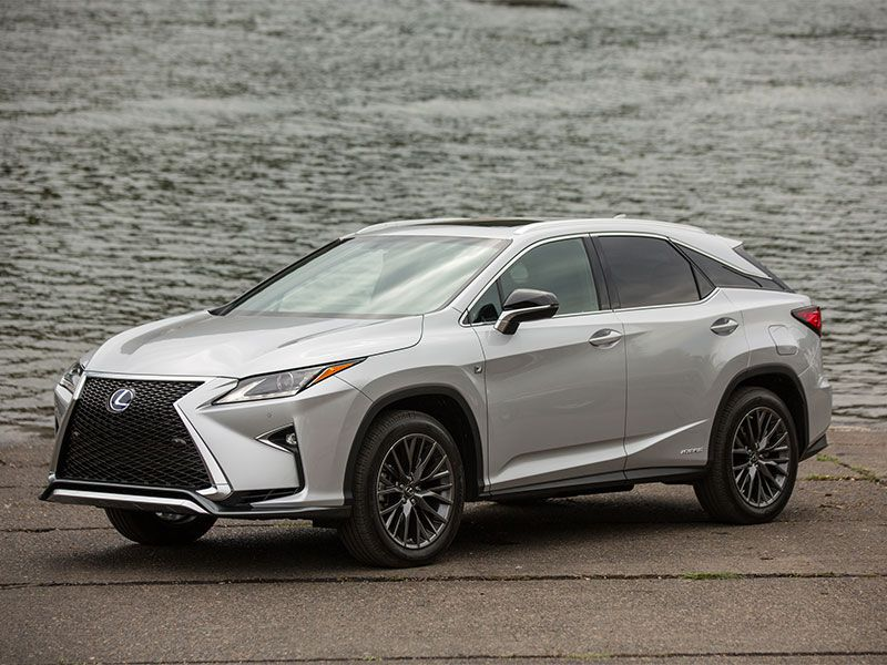 2017 Lexus RX Hybrid Road Test and Review