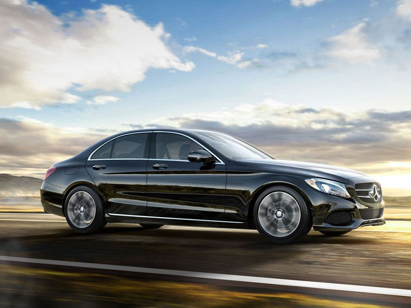 2015 Mercedes Benz C Class Sedan