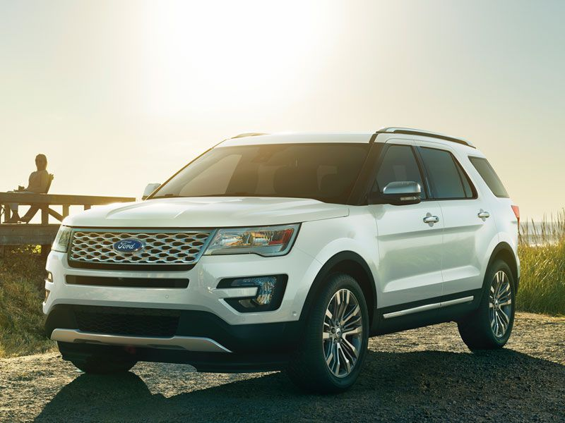 2017 Ford Explorer Road Test and Review