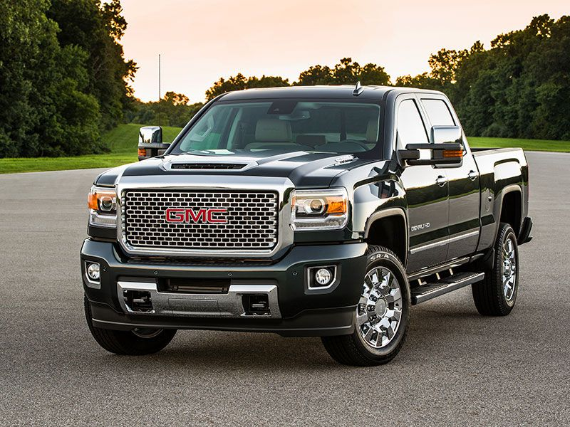2017 gmc sierra road test and review. Black Bedroom Furniture Sets. Home Design Ideas