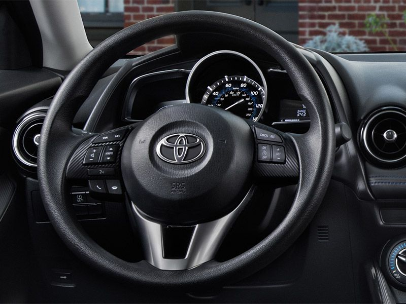 2017 toyota yaris ia road test and review. Black Bedroom Furniture Sets. Home Design Ideas
