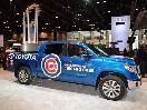 Chicago Cubs Toyota Tundra NewspressUSA