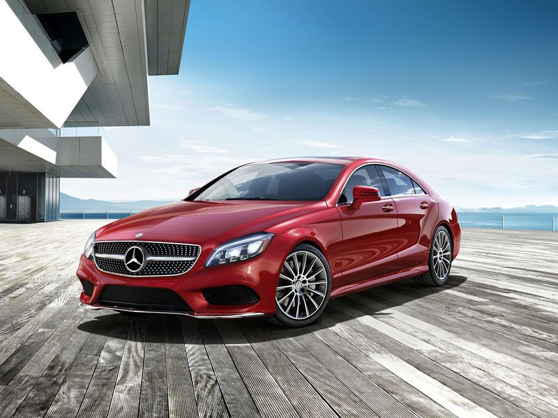 10 best looking sedans of 2017 for Looking for a mercedes benz