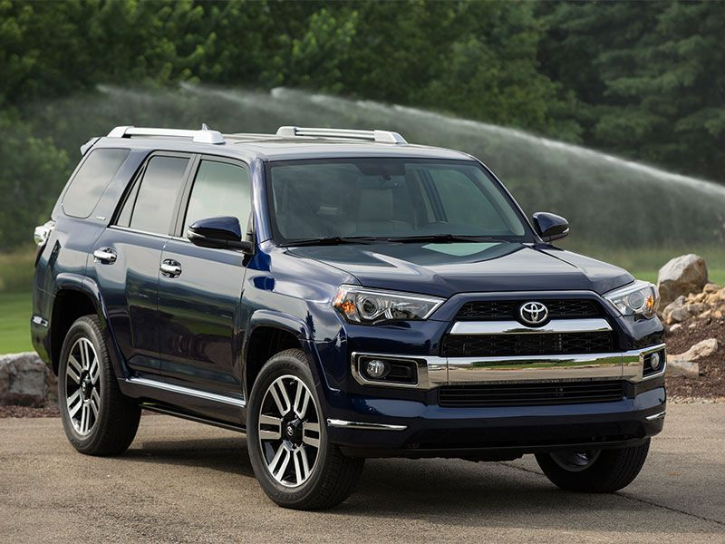 2017 Toyota 4Runner Road Test and Review