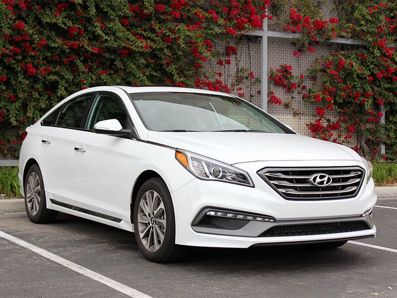 2017 Hyundai Sonata Sport Road Test And Review Autobytel Com
