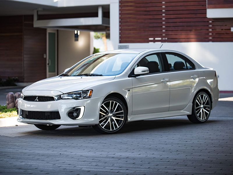 Cool 2017 Mitsubishi Lancer Road Test And Review  Autobytelcom