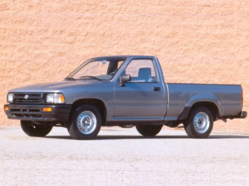 5 older trucks with good gas mileage. Black Bedroom Furniture Sets. Home Design Ideas