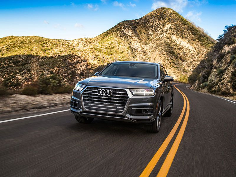 10 Most Fuel Efficient Full-Size SUVs