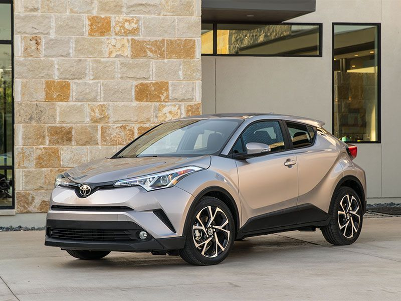 2018 Toyota C-HR Road Test and Review