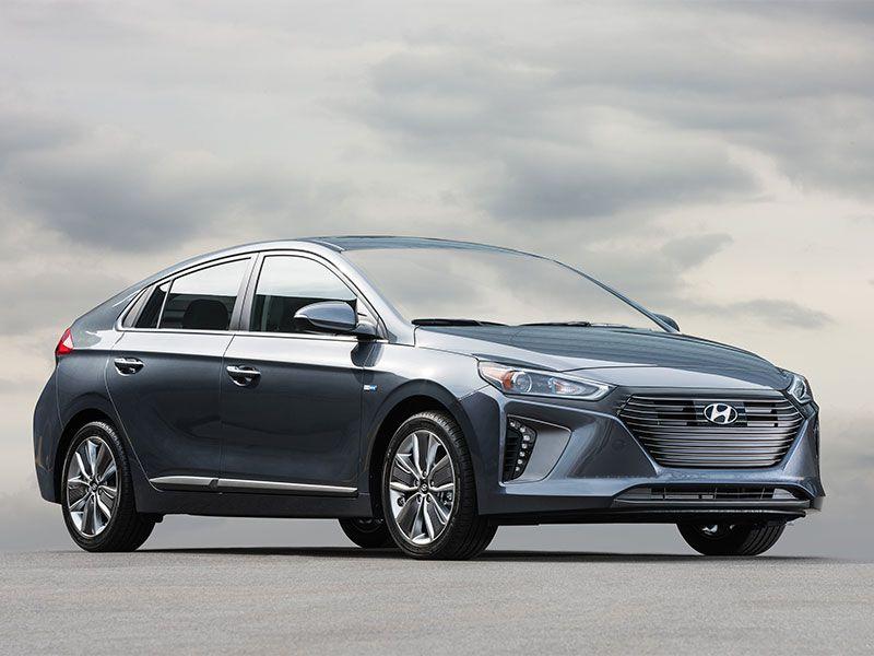 2017 Hyundai Ioniq Road Test and Review