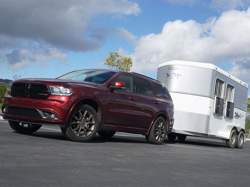 2017 dodge durango road test and review. Black Bedroom Furniture Sets. Home Design Ideas