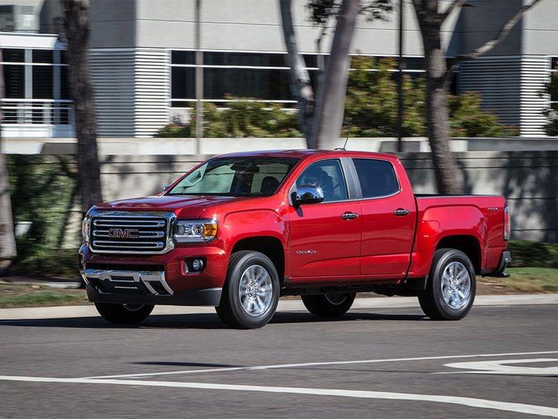 10 Best 4Door Trucks  Autobytelcom