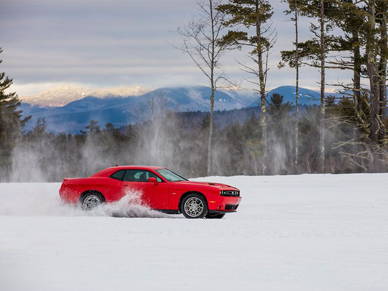 10 Best Winter Sports Cars