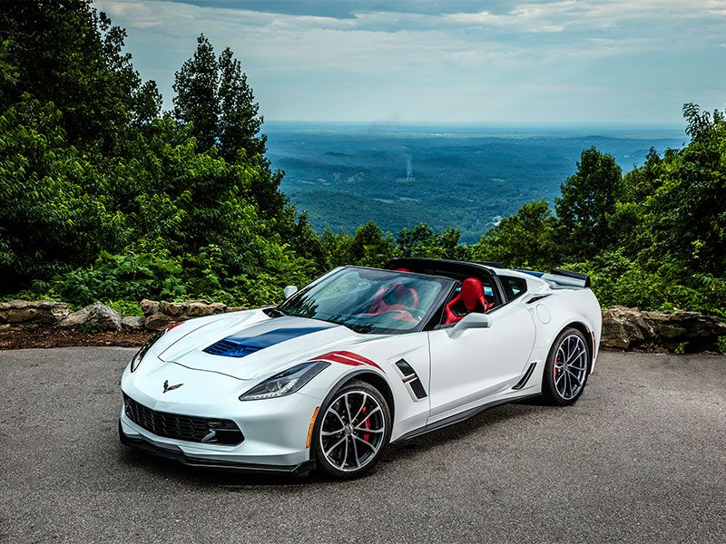 2017 Chevrolet Corvette Road Test and Review