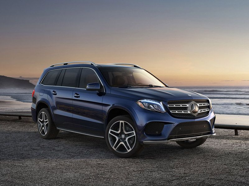 10 suvs that can tow 7000 lbs for Mercedes benz 7000