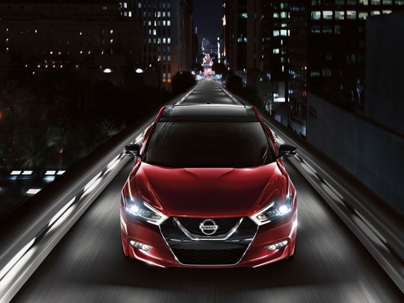 2017 Nissan Maxima Road Test and Review
