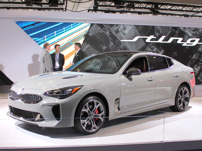 must see luxury cars amp sedans at the 2017 new york auto
