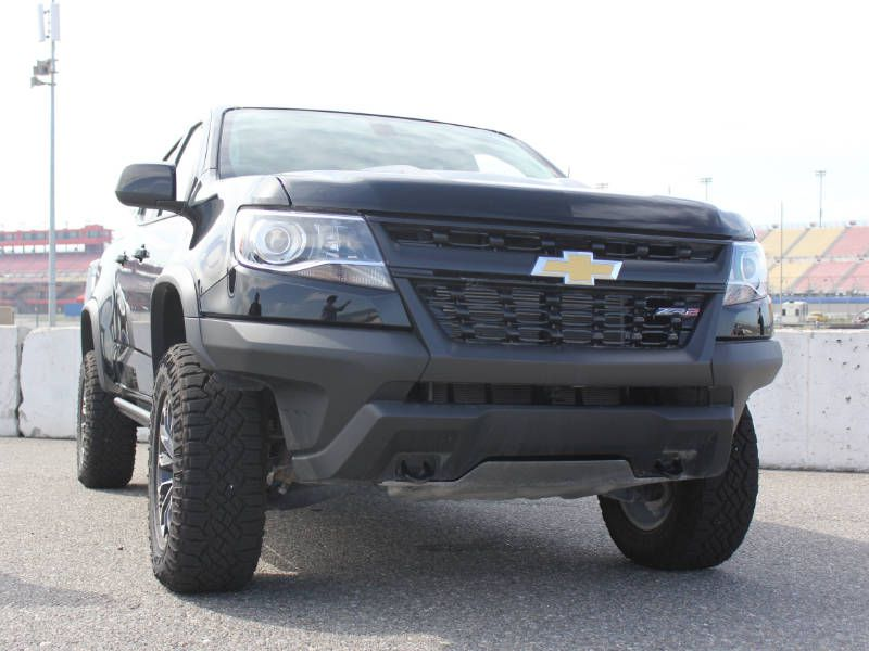 2017 Chevrolet Colorado ZR2 Front Detail