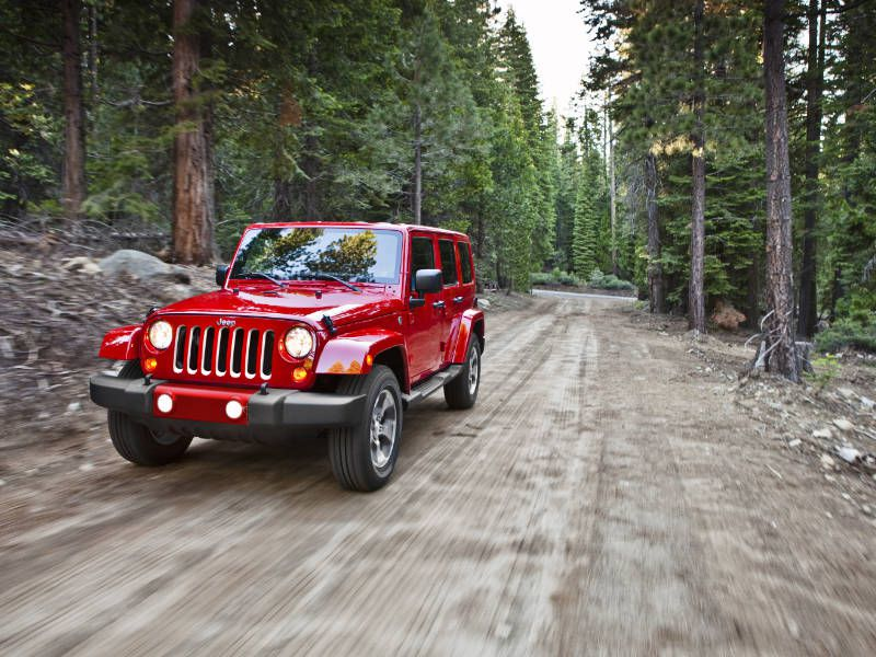 2017 Jeep Wrangler Unlimited Road Test and Review