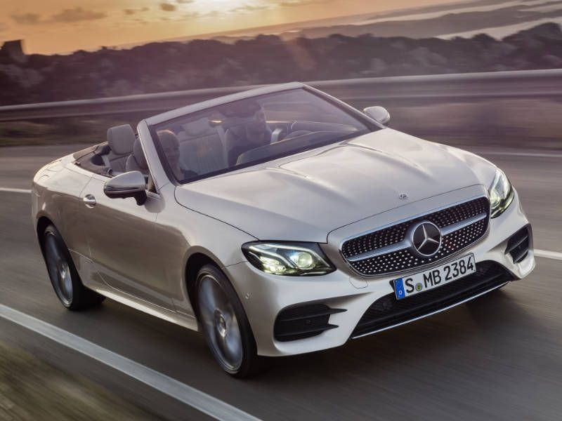 10 most reliable convertibles for Mercedes benz reliability