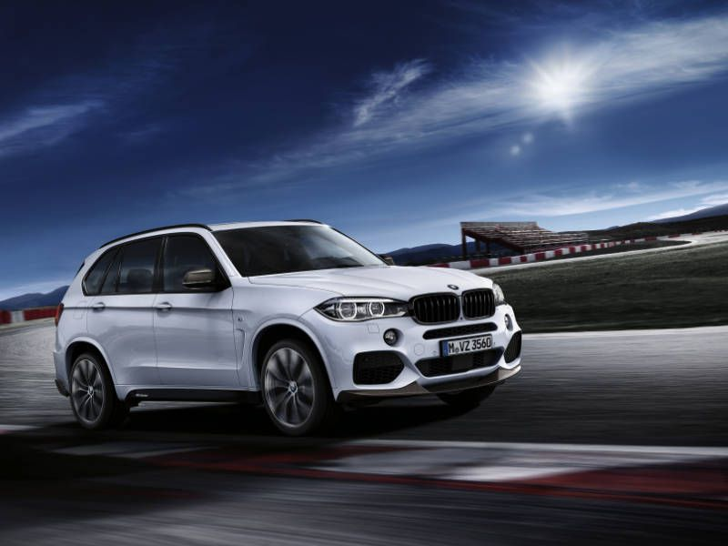 2017 BMW X5 Road Test and Review
