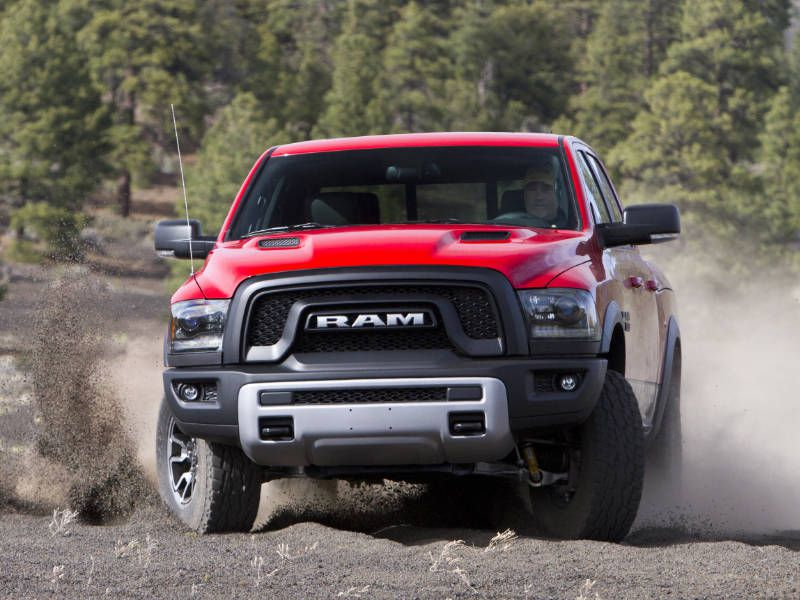 2017 ram 1500 road test and review. Black Bedroom Furniture Sets. Home Design Ideas