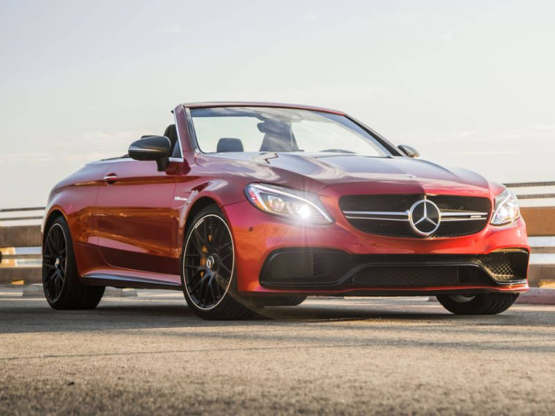 10 Best Luxury Convertibles
