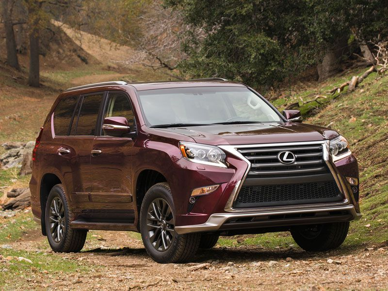10 Rugged Luxury SUVs