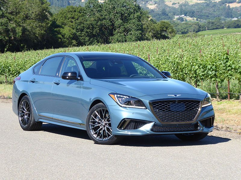 2018 Genesis G80 Sport Road Test and Review