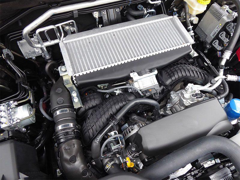 Subaru Ascent Ron Sessions Turbo Engine