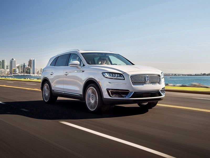 10 Luxury SUVs Under $50K