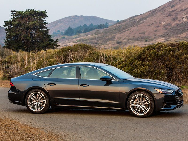 2020 Audi A7 Road Test and Review