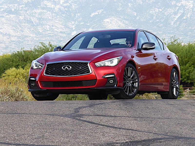 2019 Infiniti Q50 Road Test and Review