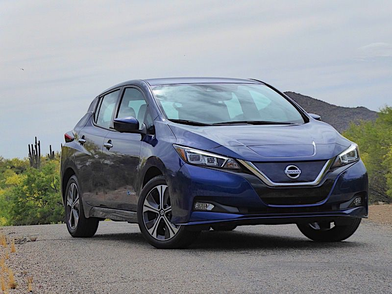 10 Things You Need to Know About the 2019 Nissan Leaf Plus