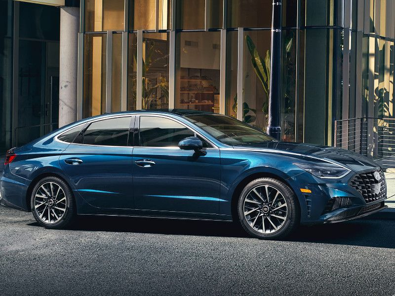 10 Things You Need to Know About the 2020 Hyundai Sonata