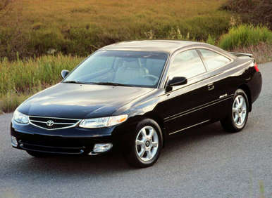 2000 toyota camry review edmunds. Black Bedroom Furniture Sets. Home Design Ideas