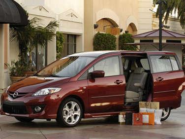2008 Chicago Auto Show: 2008 Mazda 5