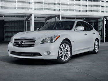 Edmunds.com 2012 Infiniti M Hybrid Overview