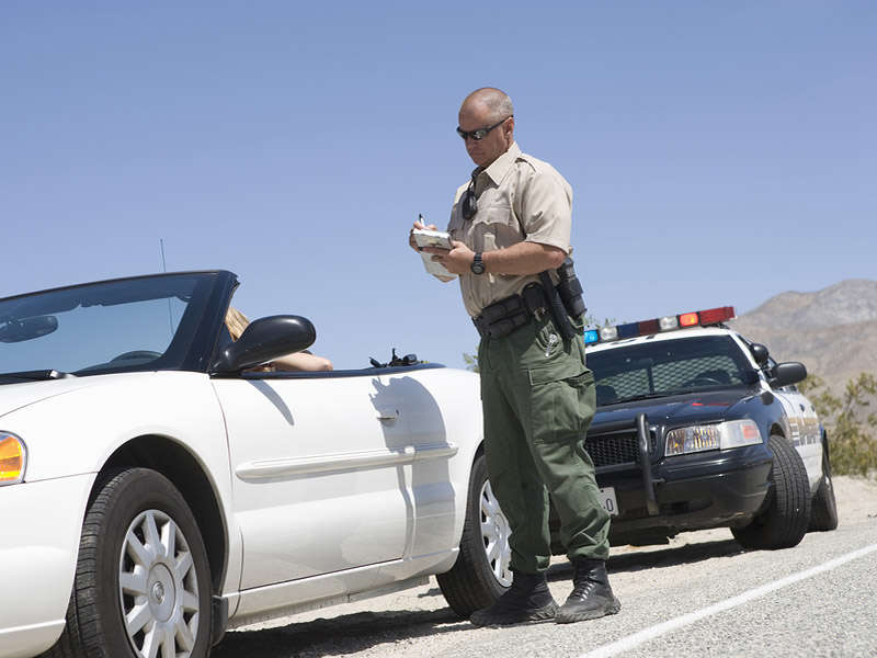 Top Three Most Ticketed Vehicles