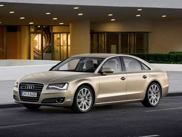 5 Elite Luxury Sedans