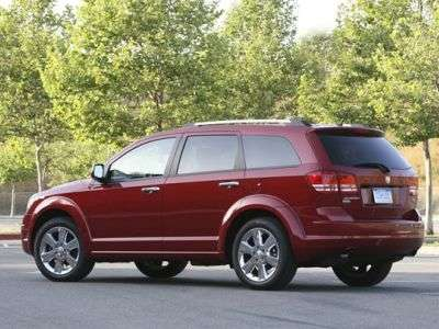 2009 Dodge Journey Review Autobytel Com