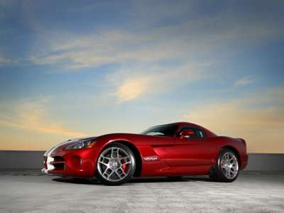 2008 Dodge Viper SRT10 Beauty