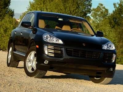 2008 Porsche Cayenne S Review Autobytel Com