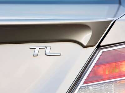 2009 Acura TL Badge