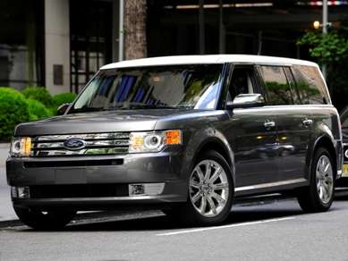 Does ford flex come in four wheel drive autos post